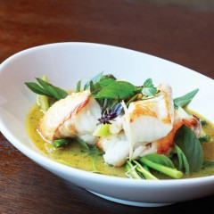 Mark Wallbank's thai green curry