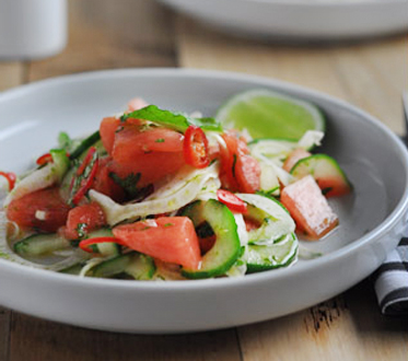 Recipe: Watermelon Salad