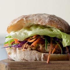 Recipe: Vietnamese chicken burgers