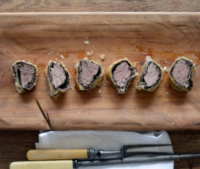 Recipe: Mini Beef Wellington rolls