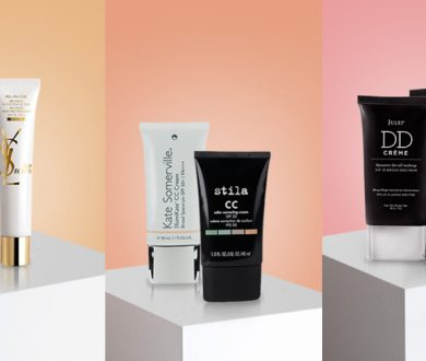 BB, CC, DD and beyond – Demystifying the beauty balm alphabet
