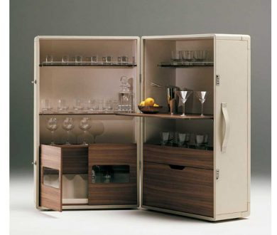 The ultimate entertainer's bar cabinet