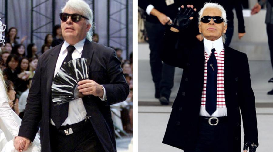 The Karl Lagerfeld diet | The Denizen
