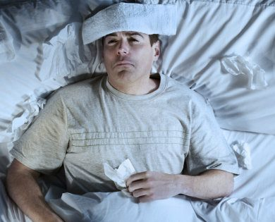 Winter hath arrived! Here's how to survive the Man Flu