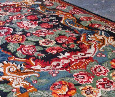 We love: Vintage Kilim Rugs