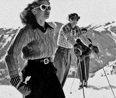 Skiing etiquette 101