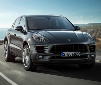 A weekend behind the wheel of the Porsche Macan