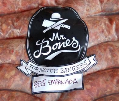 Mr Bones' Bangers