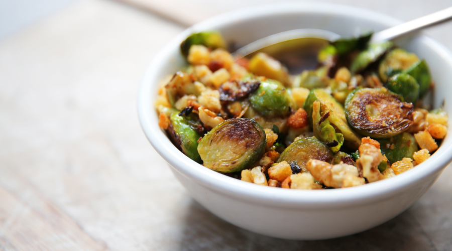 Depot's Brussels Sprouts recipe will change your opinion of the often overlooked vegetable