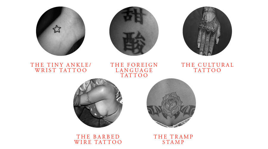 What Your Tattoo Says About You The Denizen