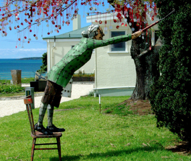 Exhibition: NZ Sculpture OnShore '16