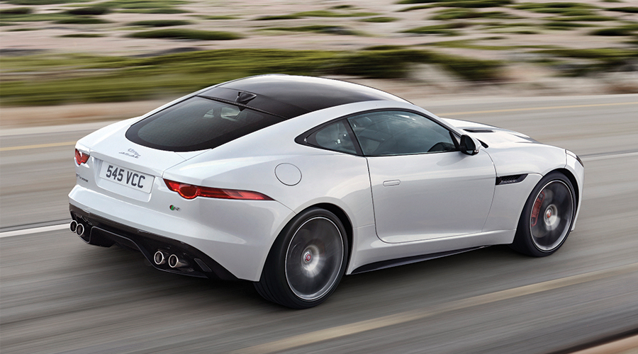 Road test: Jaguar F-Type R