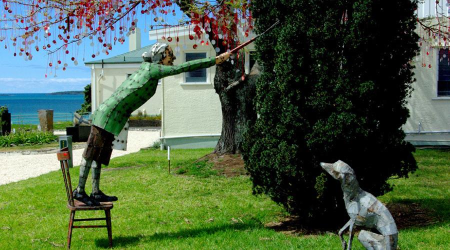 Exhibition: NZ Sculpture OnShore '16
