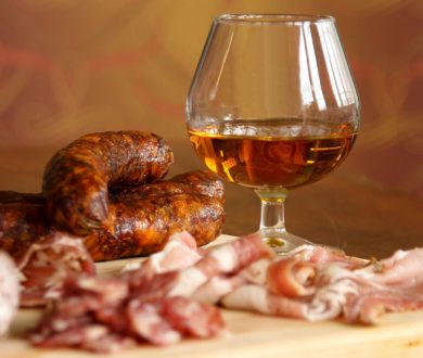 What To Drink With Charcuterie