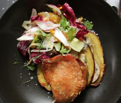 Recipe: Roast duck with kumara galette