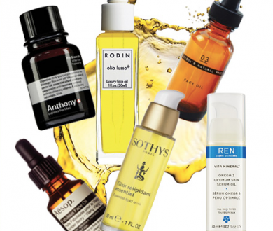Need to know: Facial Oils