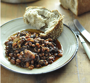 Recipe: Boston Baked Beans