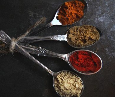 Spice Substitutes for Curries