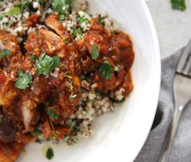 Recipe: Provençal-Style Lamb