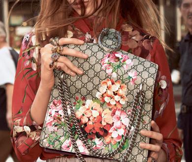 In store: Gucci F/W15