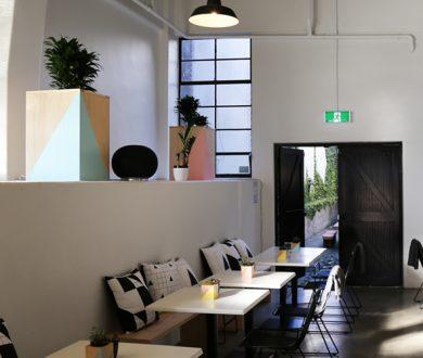 Greenleaf Organics Café
