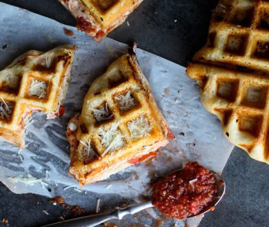 4 Foods You Didn't Know Your Waffle Iron Could Make