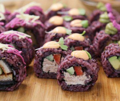 &Sushi