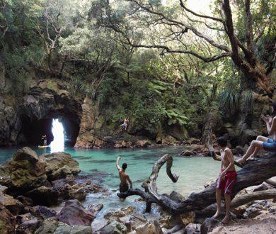 13 secret swimming spots