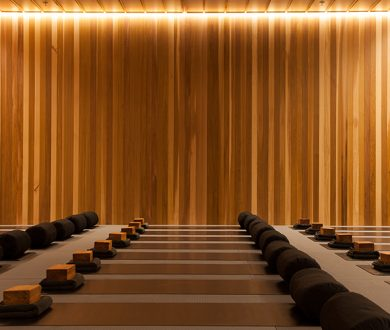 Studio Red is the slick new yoga studio providing the ultimate zen