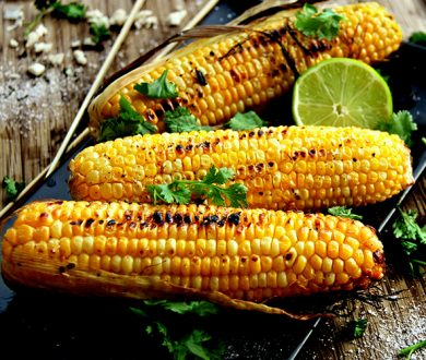 4 new ways to elevate corn on the cob
