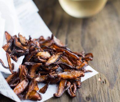 Recipe: Mushroom Bacon
