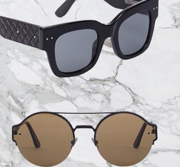 In Store: Bottega veneta sunglasses