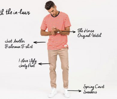 3 essential outfits for the urban gentleman