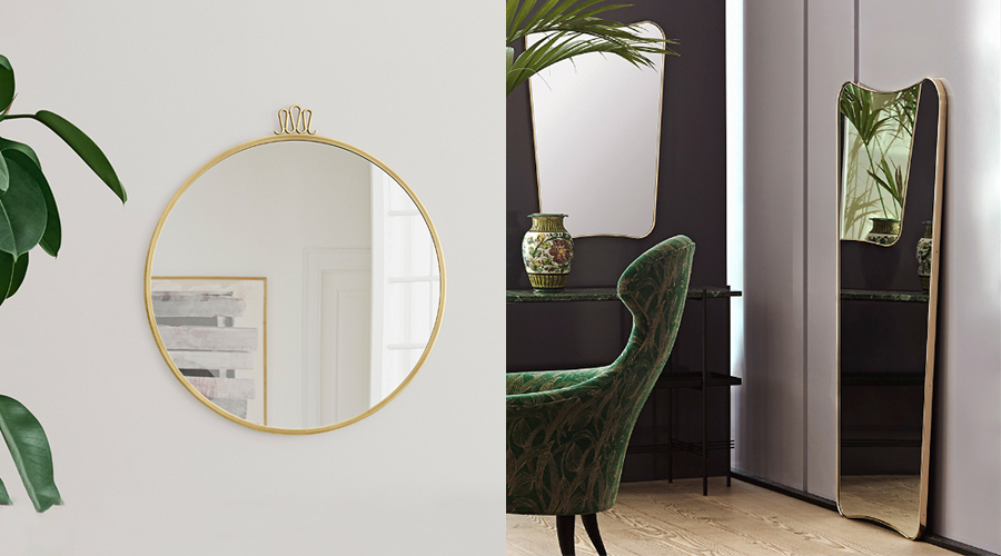 Gio Ponti mirrors