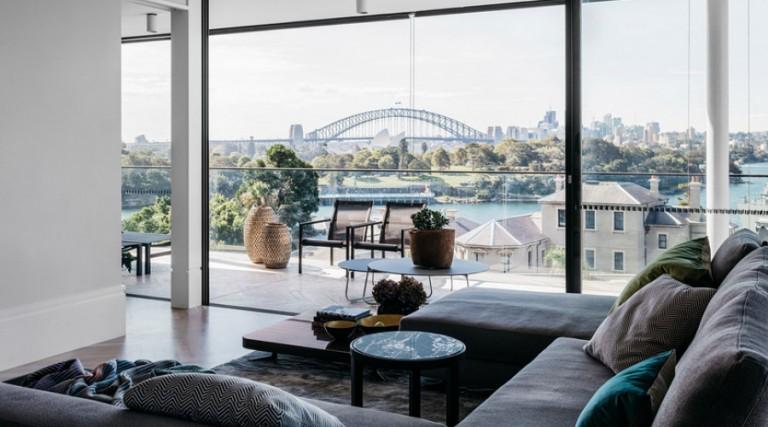 Sydney Potts Point apartments