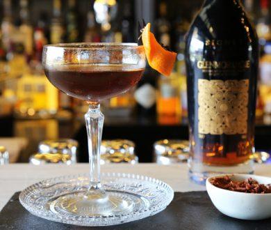 Custom designed whisky cocktails