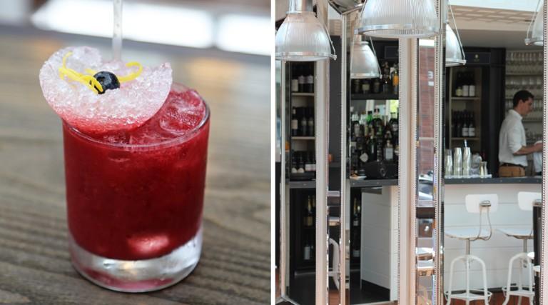 46 & York cocktail hour