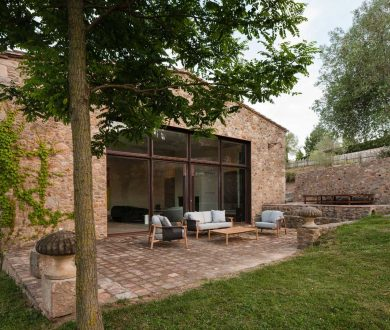 Emporda House by Francesc Rife Studio