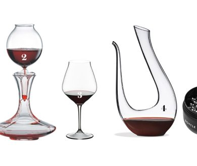 The essential red wine kit