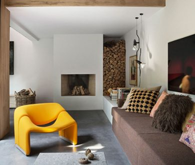 Peter's House Copenhagen by Studio David Thulstrup