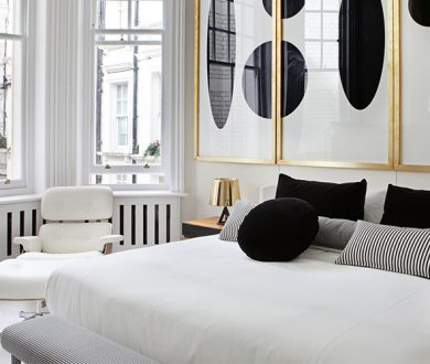 London apartment by Teresa Sapey Studio