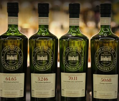 The secret society of whisky