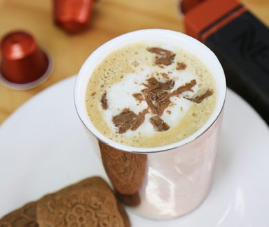 Recipe: Nespresso's Gingerbread Delights
