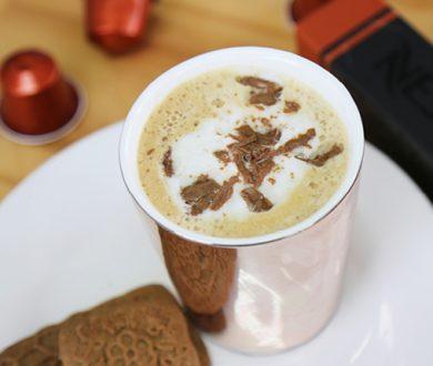 Recipe: Nespresso's Gingerbread Delights