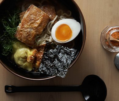 Recipe: Supernormal's Signature Ramen