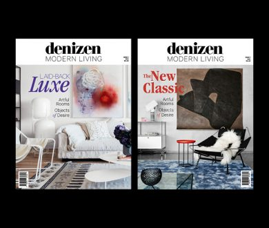 On sale now: Denizen Modern Living Issue 1