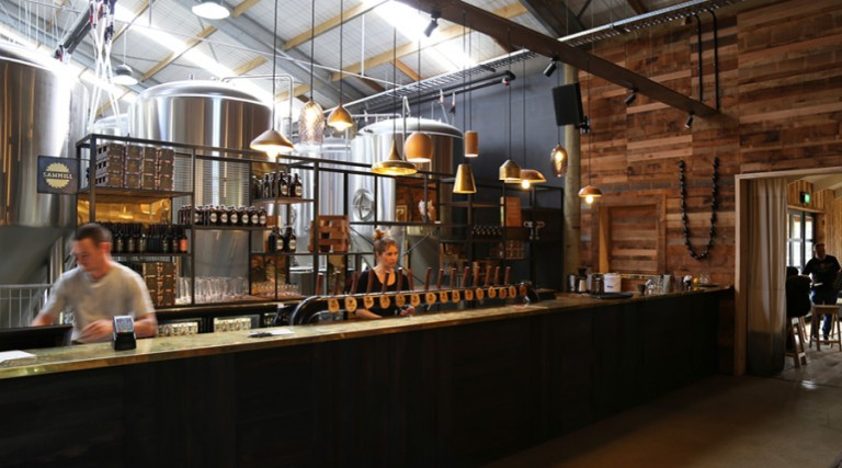 The newly-minted Sawmill Brewery is the perfect excuse to visit Matakana