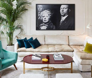 Henri Martin Apartment by Laura Gonzalez