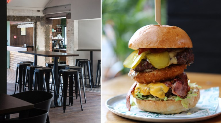 Corner Burger, Mt Eden
