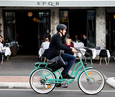 Introducing the E.bike: A new breed of urban transport